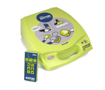 aed plus trainer with remote